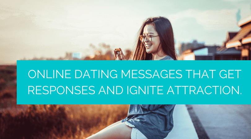 online dating messages